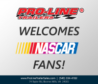 Pro-Line Trailers Welcomes NASCAR Fans for STP 500