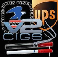 V2 Cigs and UPS'