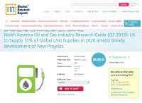 North America Oil and Gas Industry Research Guide (Q2 2015)