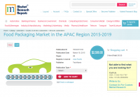 Food Packaging Market in the APAC Region 2015-2019