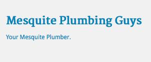Mesquite Plumbing Guys'