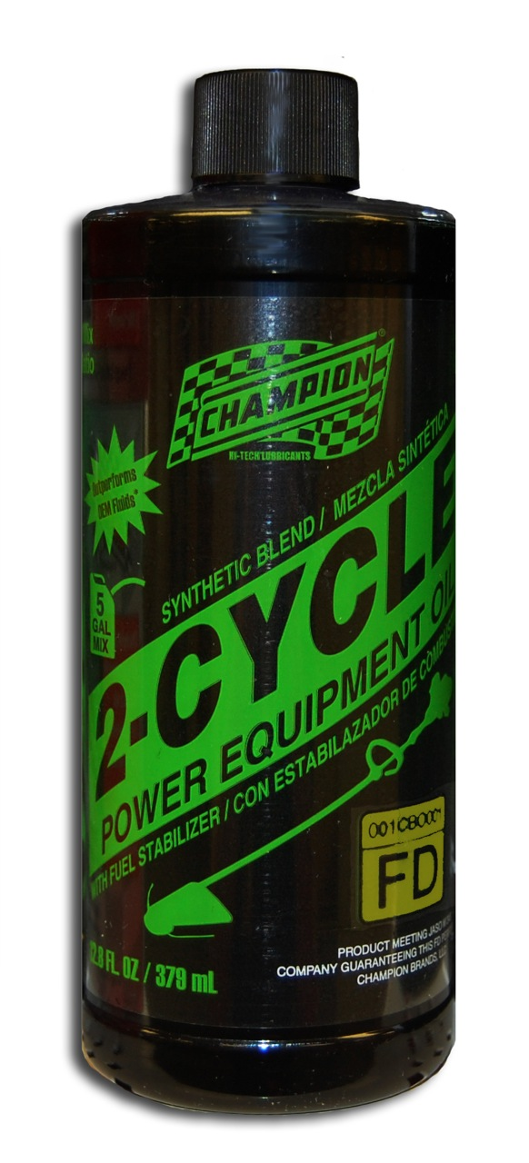 Champion Synthetic Blend 2-Cycle Power Equipment Oil