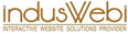 Logo for induswebi'