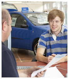 Instant Approval Auto Loans'