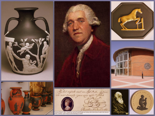 Wedgwood Museum, Stoke-upon-Trent'