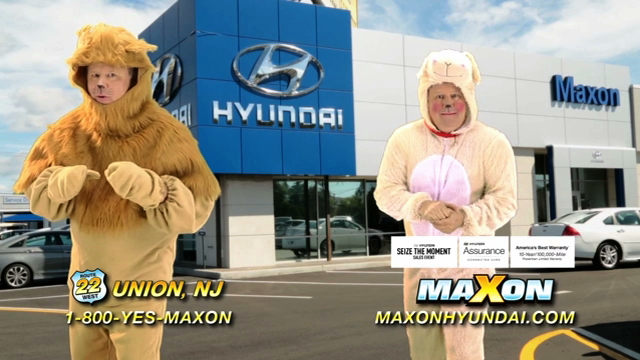 Maxon Lion Lamb Commercials Barry Ratcliffe