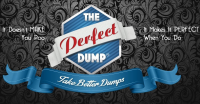 The Perfect Dump™ Logo