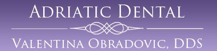 Adriatic Dental Logo