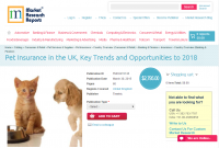 Pet Insurance in the UK