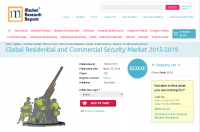 Global Residential and Commercial Security Market 2015-2019