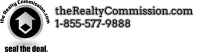 theRealtycommission.com Logo