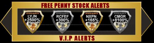 Recent Winning Alerts'