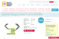 Consumer Packaging Market in the US 2015 - 2019