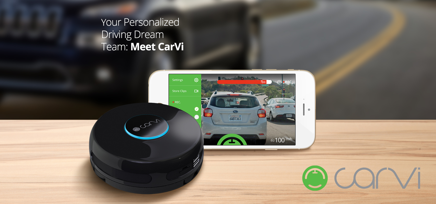 Meet Carvi Your Personalized Driving Dream Team
