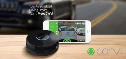 Meet Carvi Your Personalized Driving Dream Team'