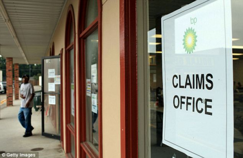 GCCF BP Claims Information'