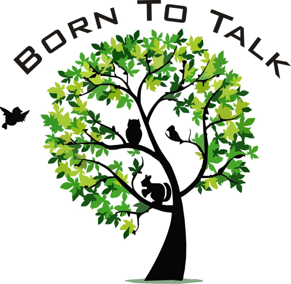 Born To Talk Productions Logo