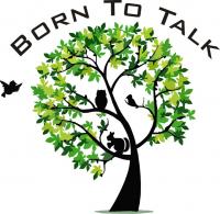 Born To Talk Productions Logo