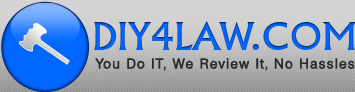 Logo for DIY4LAW - File Bankruptcy'