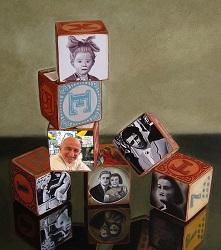 Lou Agosta Memory Blocks'