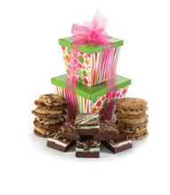 Dazzling Dots Cookie and Brownie Collection'