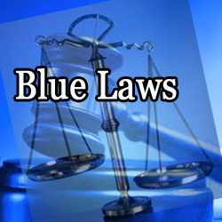 Company Logo For Blue Laws'