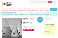 Global Glyphosate Industry Market 2015
