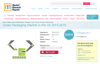 Green Packaging Market in the US 2015-2019