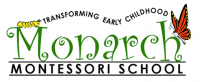 Monarch Montessori School Logo