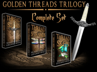 Thread Skein - Book 3 of Golden Threads Trilogy