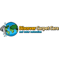 Discover Carpet Care Logo