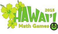 Hawai'i Math Games Logo