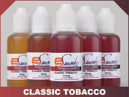 Classic Tobacco flavor of eSmoke'