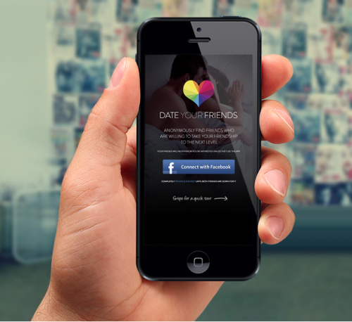 Date Your Friends App Successfully Makes Friends into Lovers'