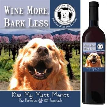 Wine More, Bark Less'