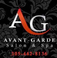 Avant-Garde Salon and Spa Logo