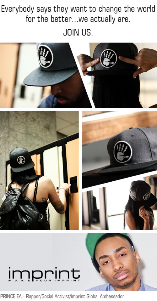imprint Hat Co'