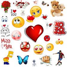 Facebook emoticons'