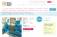 Global Subsea Pumps Market 2015-2019