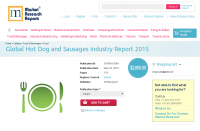 Global Hot Dog and Sausages Industry Report 2015