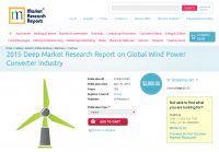 Global Wind Power Converter Industry Market 2015