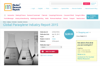 Global Paraxylene Industry Report 2015
