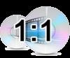 1:1 Copy DVD on Windows 10'