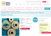 Global Video and Interspeak Doorbell Industry 2015