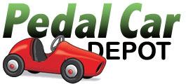 pedal cars logo'