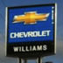 Williams Chevrolet logo'