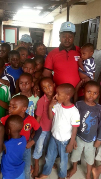 When In Need Foundation Donates to Orphanages and Expands Gl