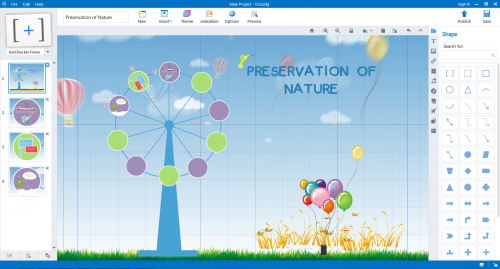 Focusky Free Online Presentation Software'