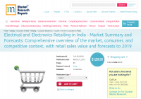 Electrical and Electronics Retailing in India