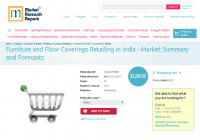 Furniture and Floor Coverings Retailing in India